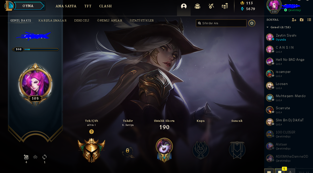 GOLD 1 ADC MAİN ACC