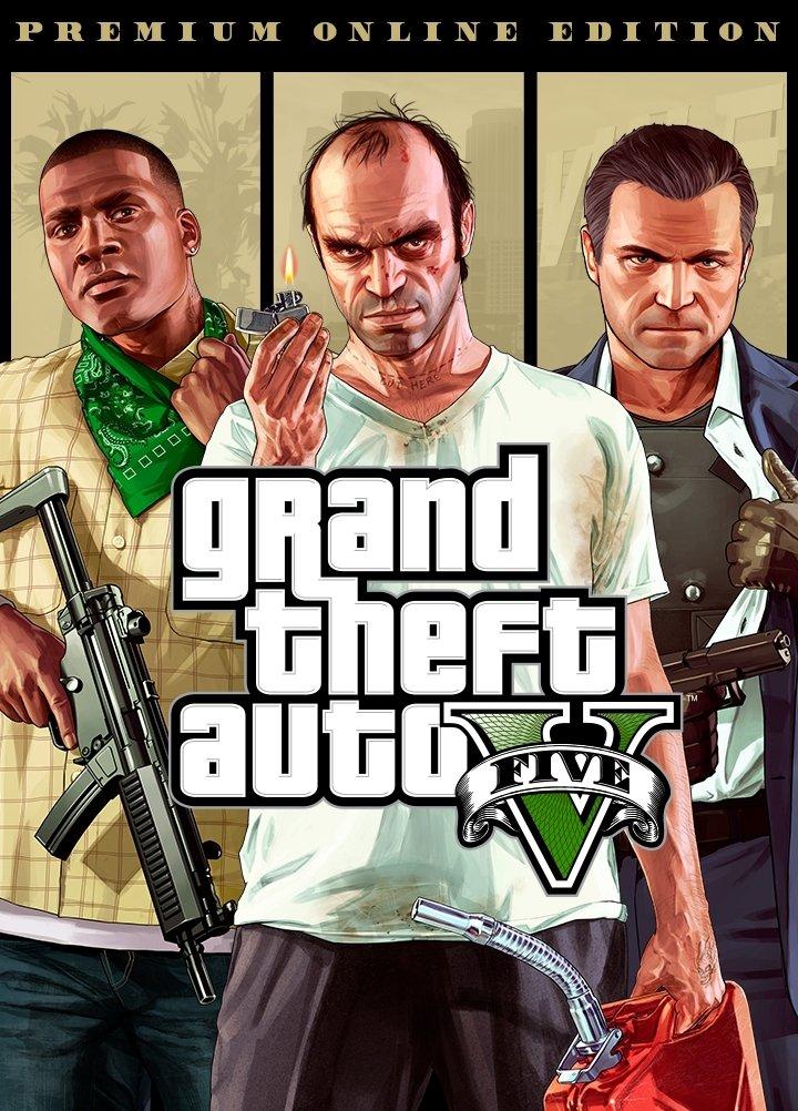 Grand Theft Auto 5 Premium
