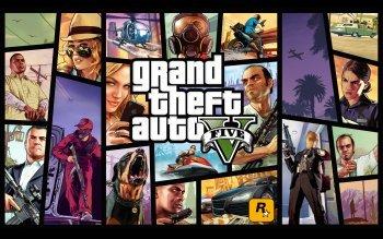 Grand Theft Auto V +33 OYUN HEDİYE
