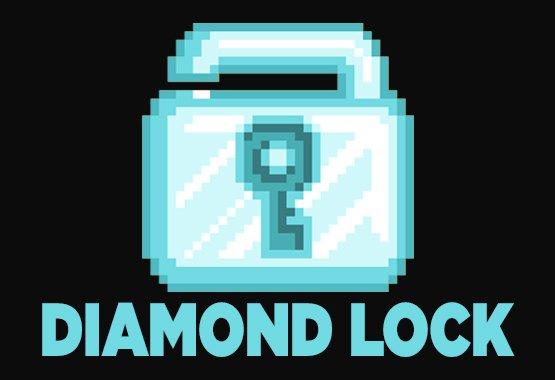 Growtopia Diamond Lock