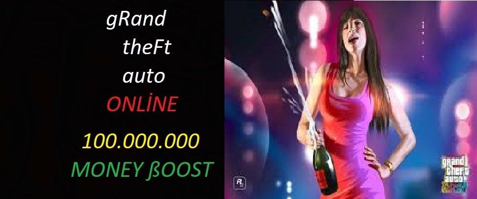 GTA 5 ONLİNE 100 MİLYON PARA PAKETİ