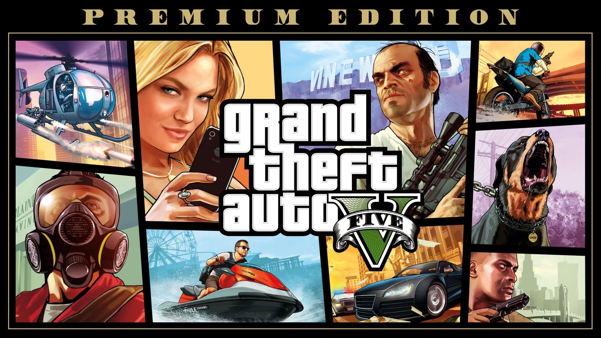 GTA ONLINE PREMIUM EDITION ve GMAIL