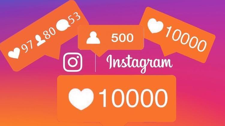 Instagram Kaliteli %100 Türk Gerçek Takipçi 5K