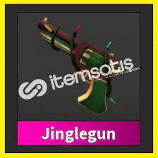 Jingle gun mm2
