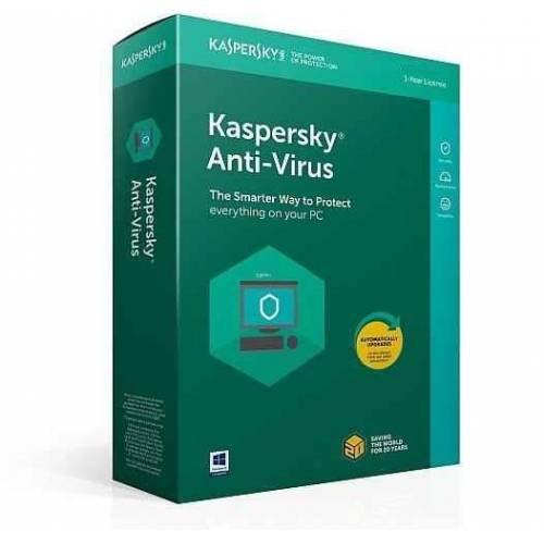 Kaspersky AntiVirüs Security 1 Yıl 1 PC