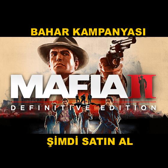 Mafia II Satın Al Definitive Edition