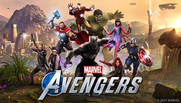 Marvel Avengers Steam + Geforce Now Destekler