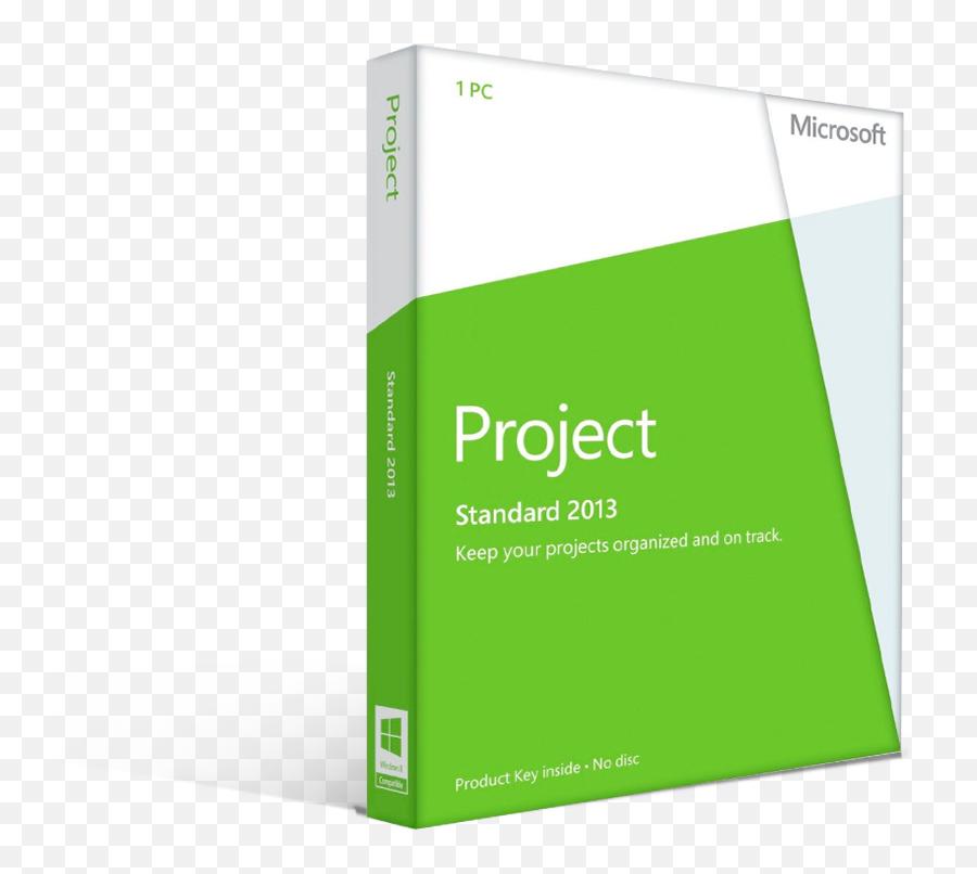 Microsoft Project 2013 / 1 PC