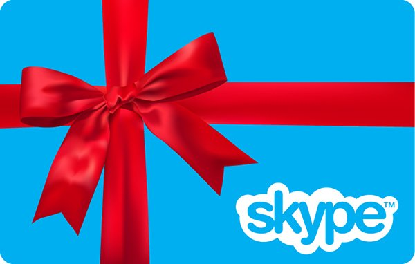 Microsoft Skype 5000TL Hediye Kartı Gift Card
