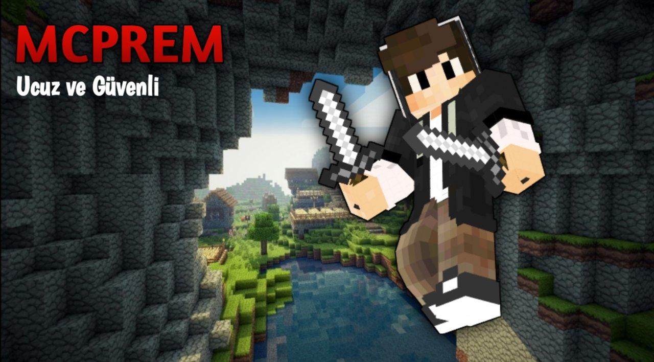 Minecraft %50 Banlı Demir