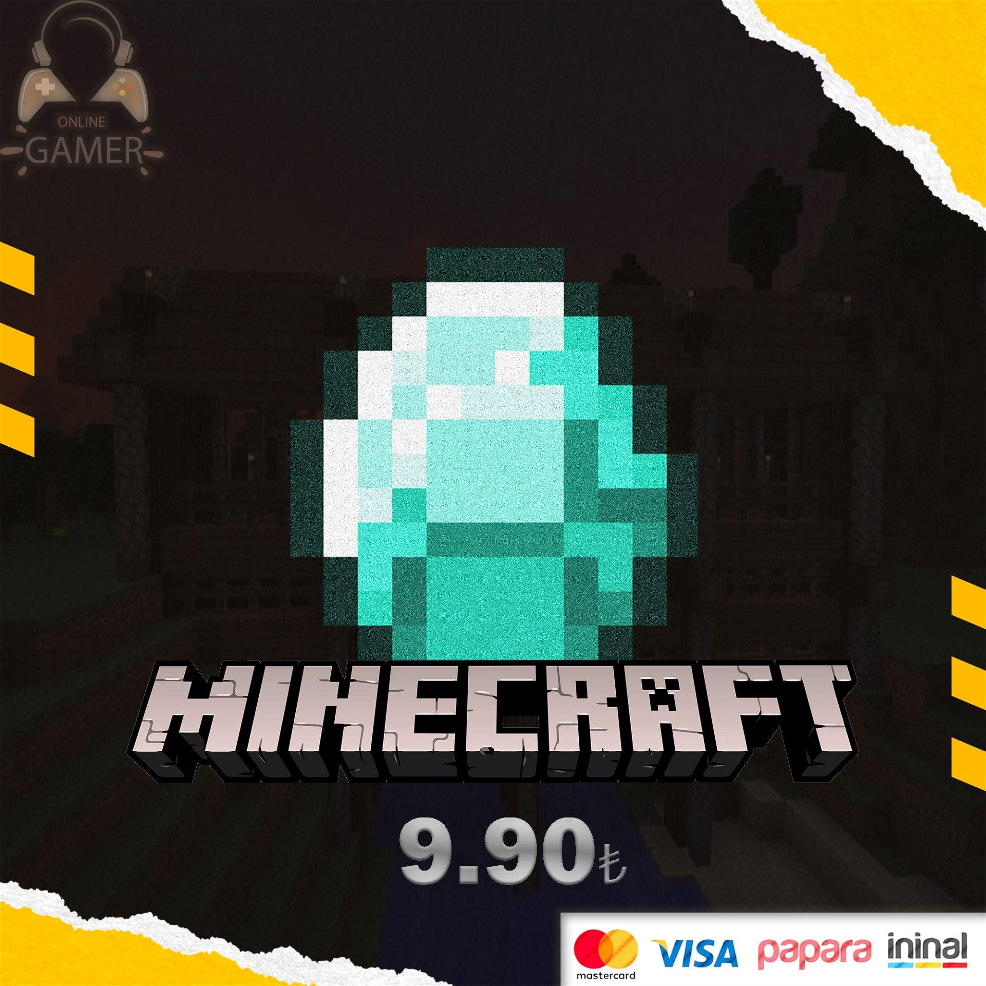 Minecraft Premium + Hediye.!