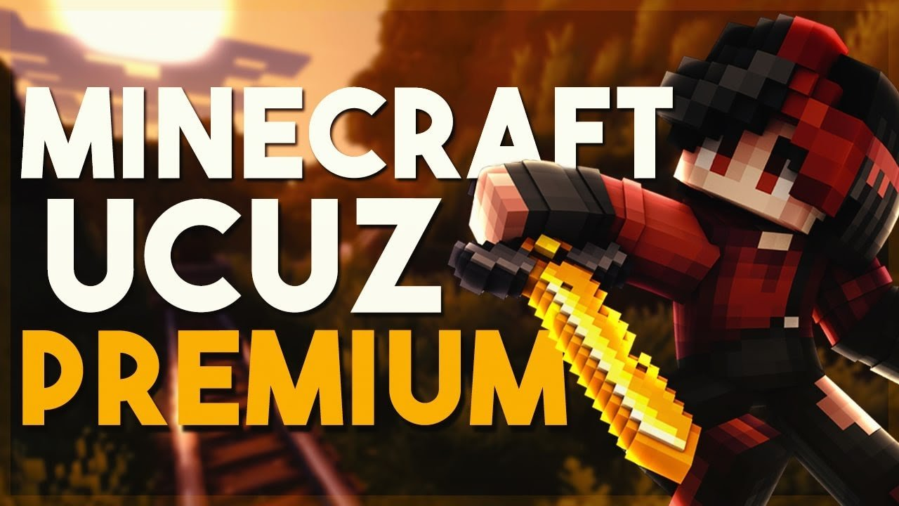 Minecraft Premium Hesap!