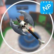 MM2 Battle axe [1 ALANA 1 BEDAVA!]