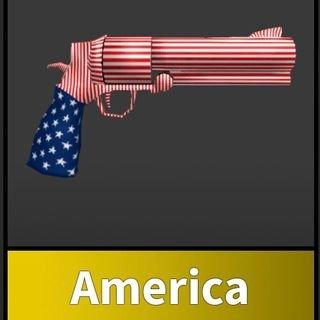 Mm2 America Classic Gun