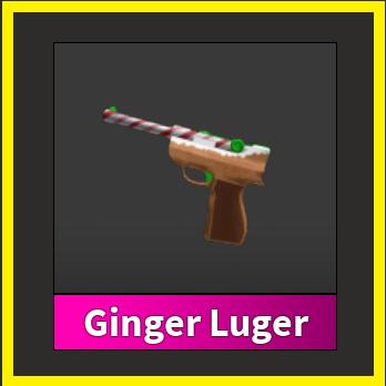 MM2 Ginger Set
