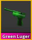 MM2 Green Luger