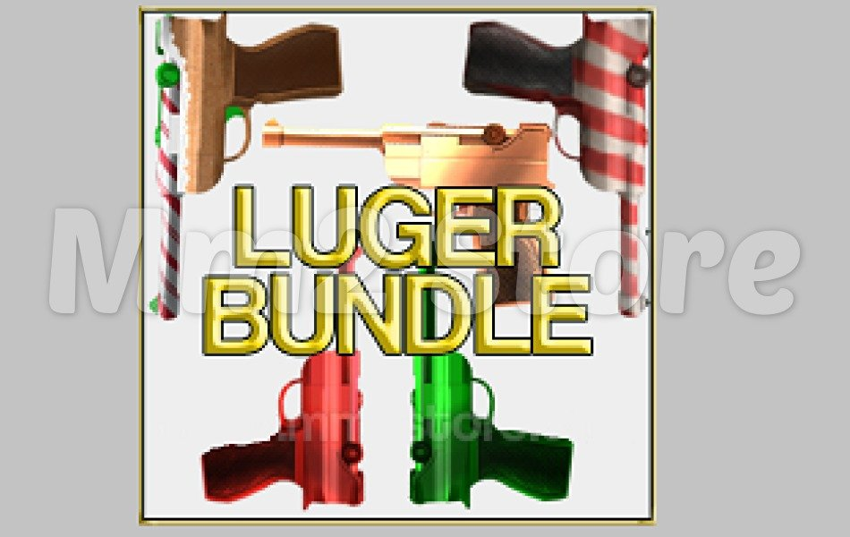 MM2 Luger Bundle