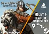 MOUNT & BLADE II: BANNERLORD Steam Hesabı