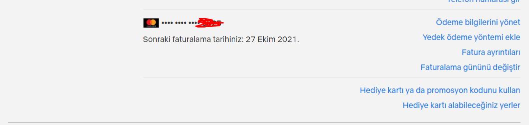 Netflix 4K UltraHD Hesap 1 AYLIK