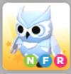 NFR Snow Owl Adopt Me