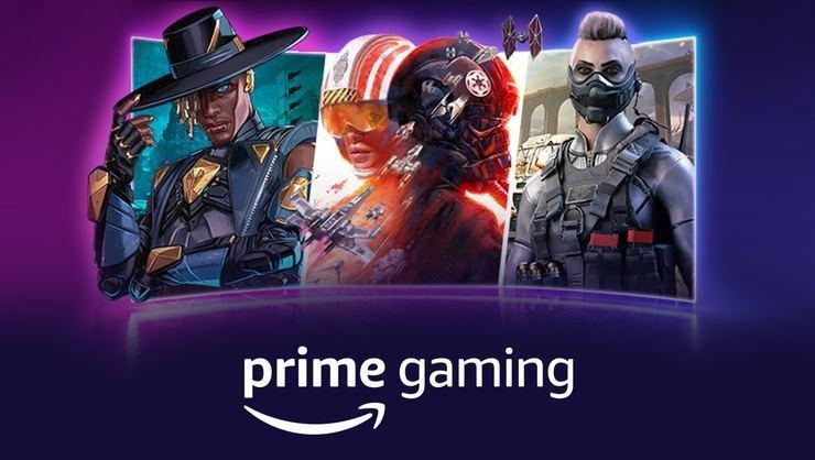 Prime Gaming herhangi bir oyun içi ganimet!