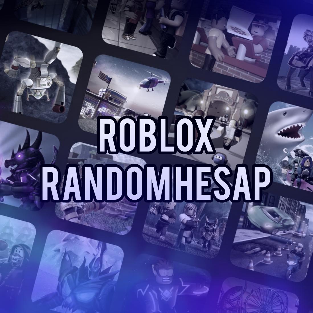 Roblox Random Hesap