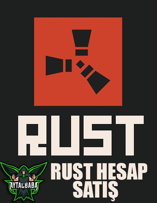 Rust Hesap 0 Saat Hiç Oynanmamış %100 Garantili