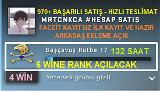 Seçkin/Prime  132 SAAT  FACEİT KURULMAMIŞ HAZIR