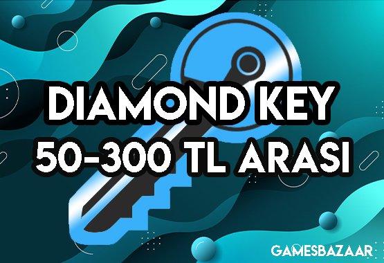 Steam Diamond Random Key