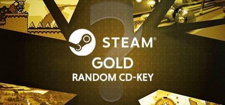 Steam Random Key Gold