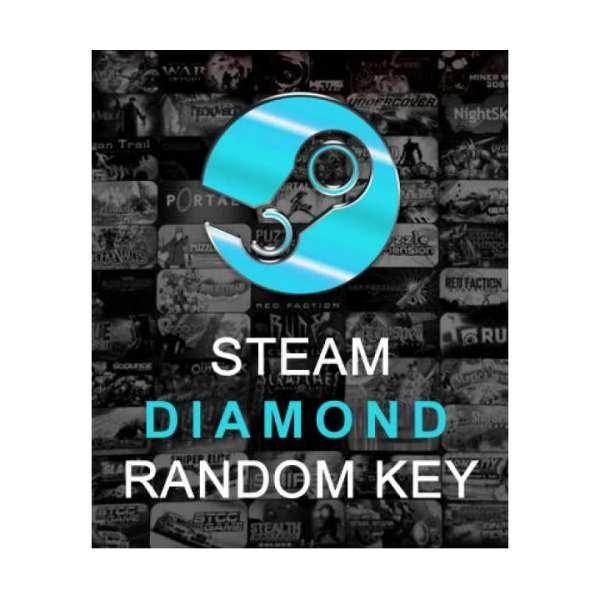 Steam Random Key Diamond