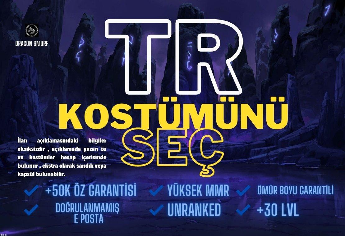 TR 8 Kostüm Ezreal