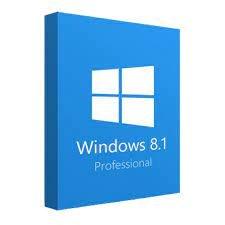 Windows 8 1 Pro 32/64 Bit 1 Yıl 1 PC