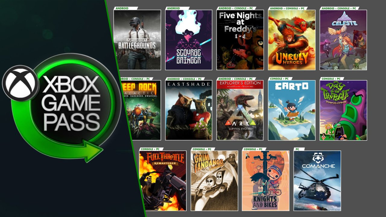 Xbox Game Pass (3 Aylık) Kod!