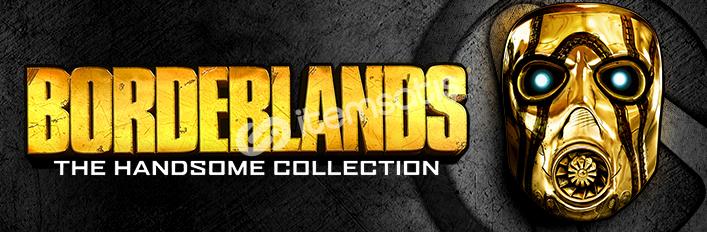 Borderlands: The Handsome Collection Epic Games Hesabı