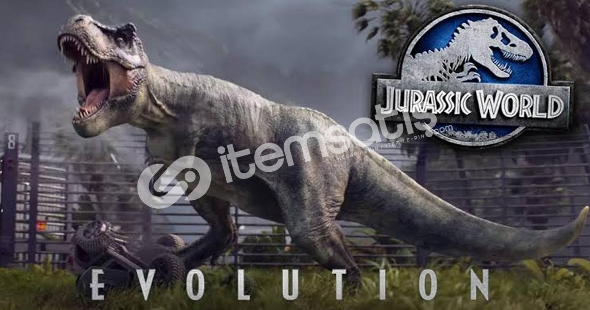 Jurassic World Evolution Epic Games Hesabı