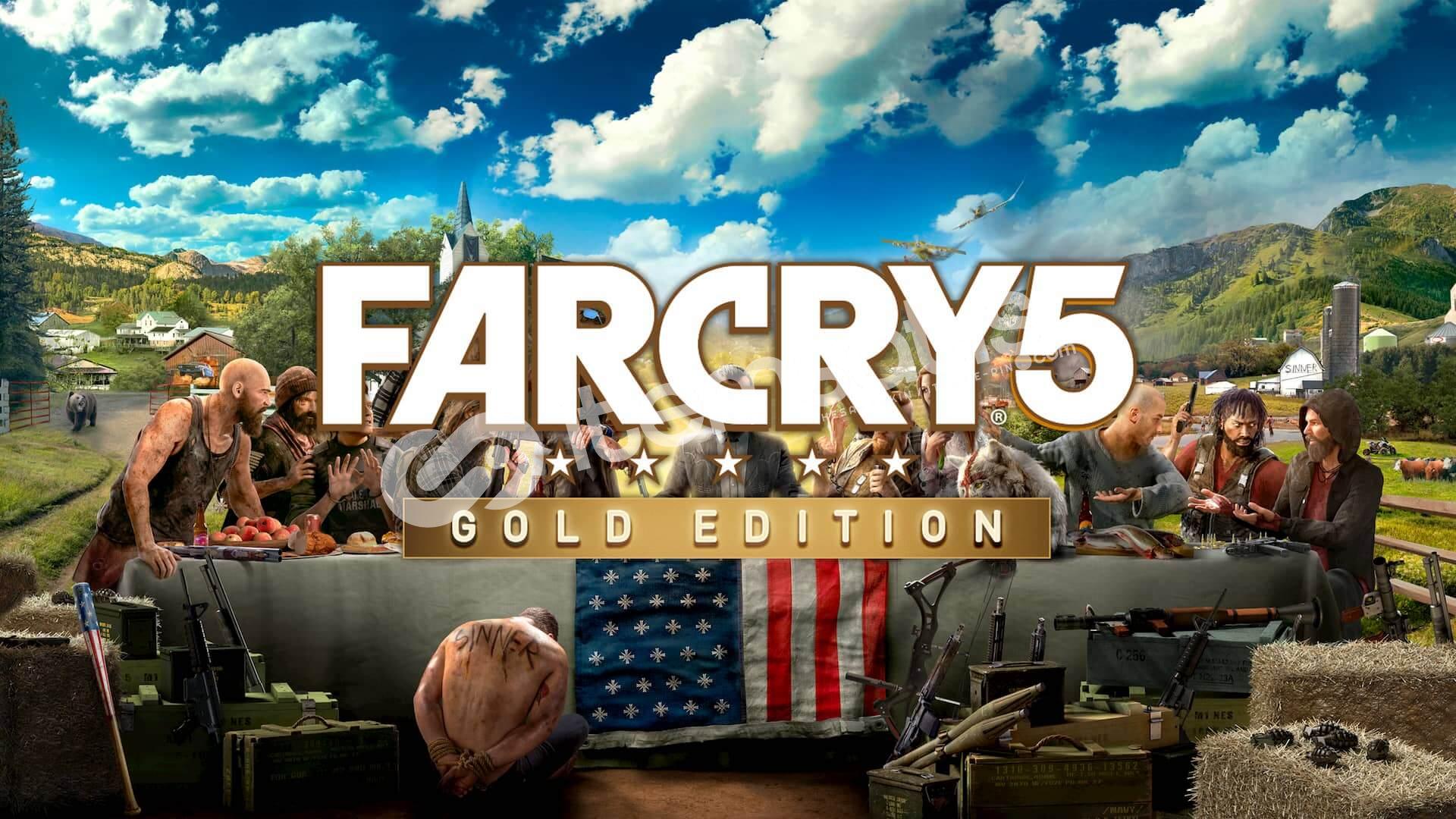 Far Cry 5 + OTOMATİK TESLİMAT