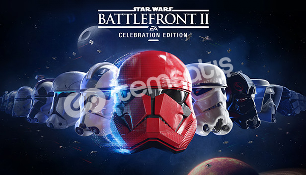 Star Wars Battlefront II: Celebration Edition Epic Games Hsb