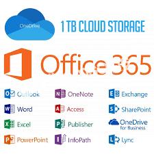 MS Office 365 + 1TB OneDrive