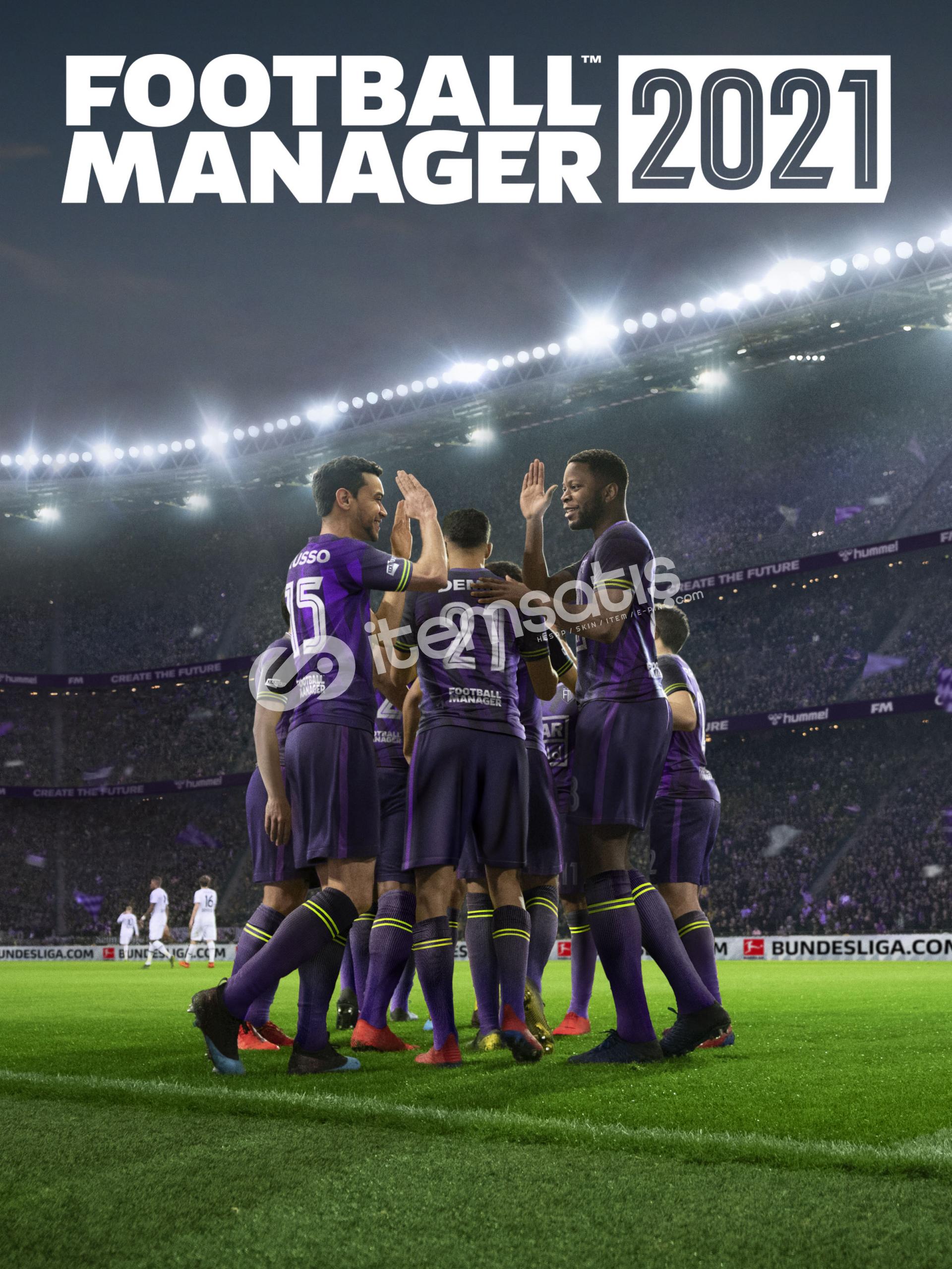 Football Manager 2021 + Garanti!