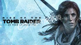Rise of The Tomb Raider (Geforce Now)