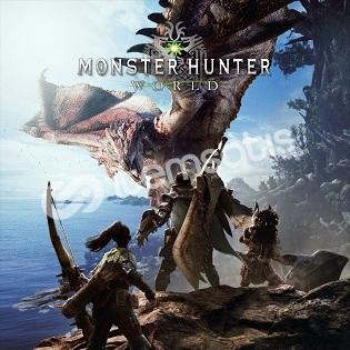 Monster Hunter: World + Garanti!