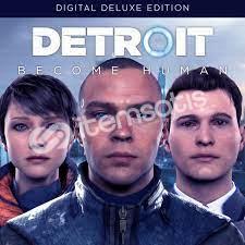 Detroit Become Human + Garanti!