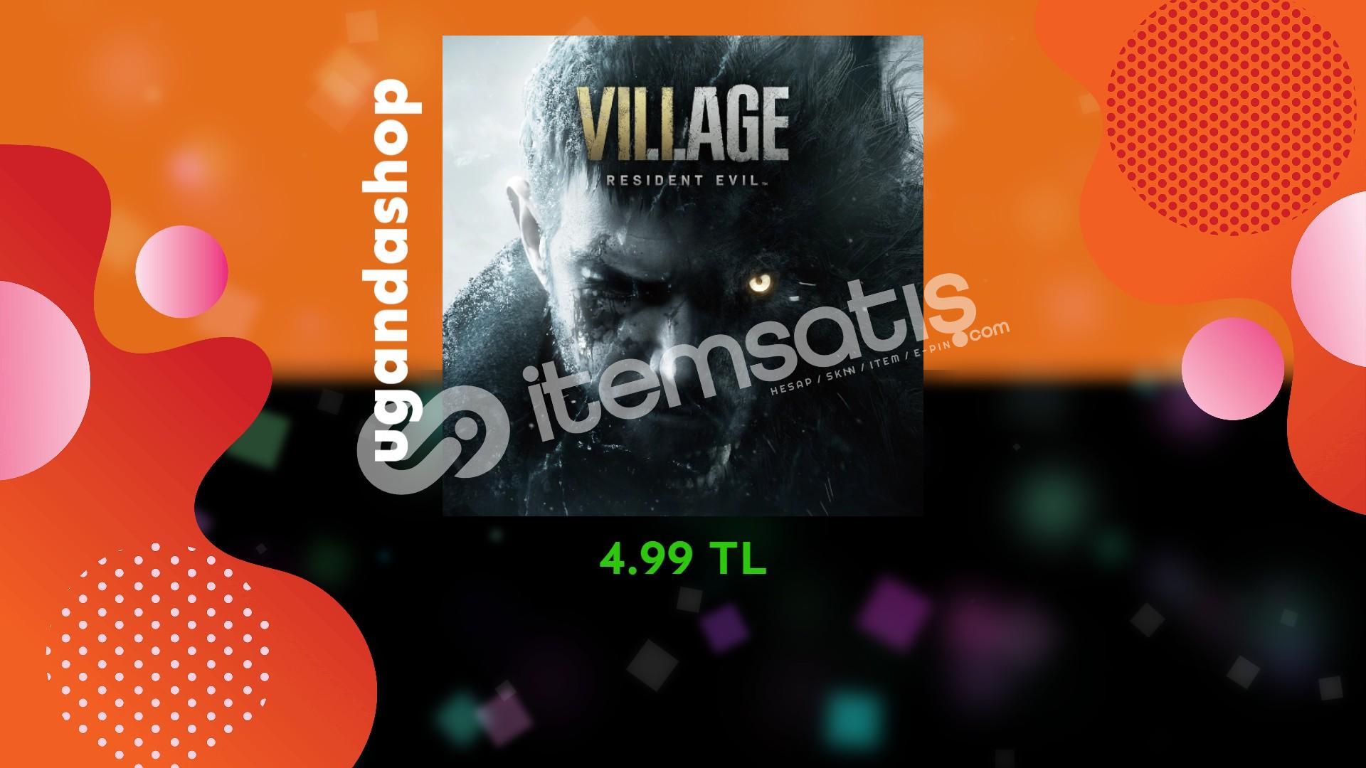 Resident Evil Village Deluxe Edititon + DLC Offline Steam