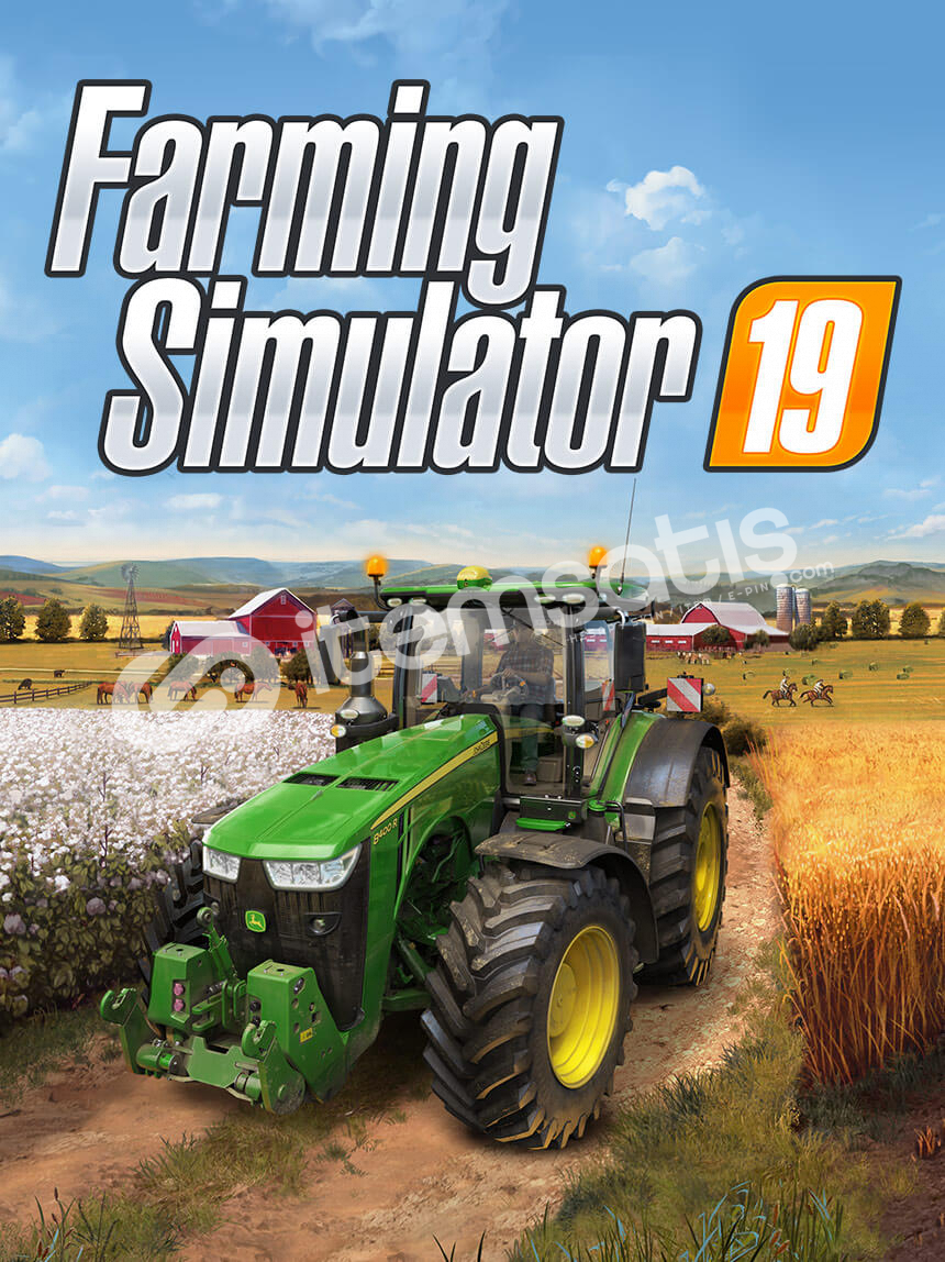 Farming Simulator 19 + ONLİNE