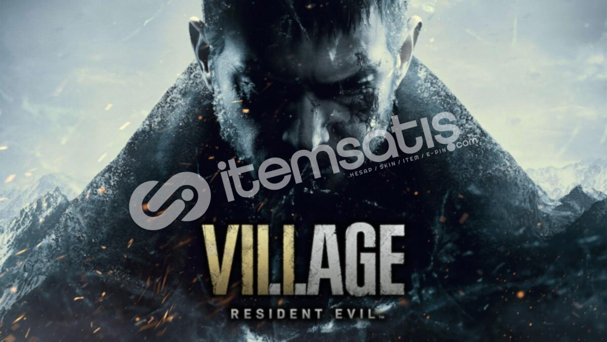 Resident Evil Village Deluxe Edition + Garanti!