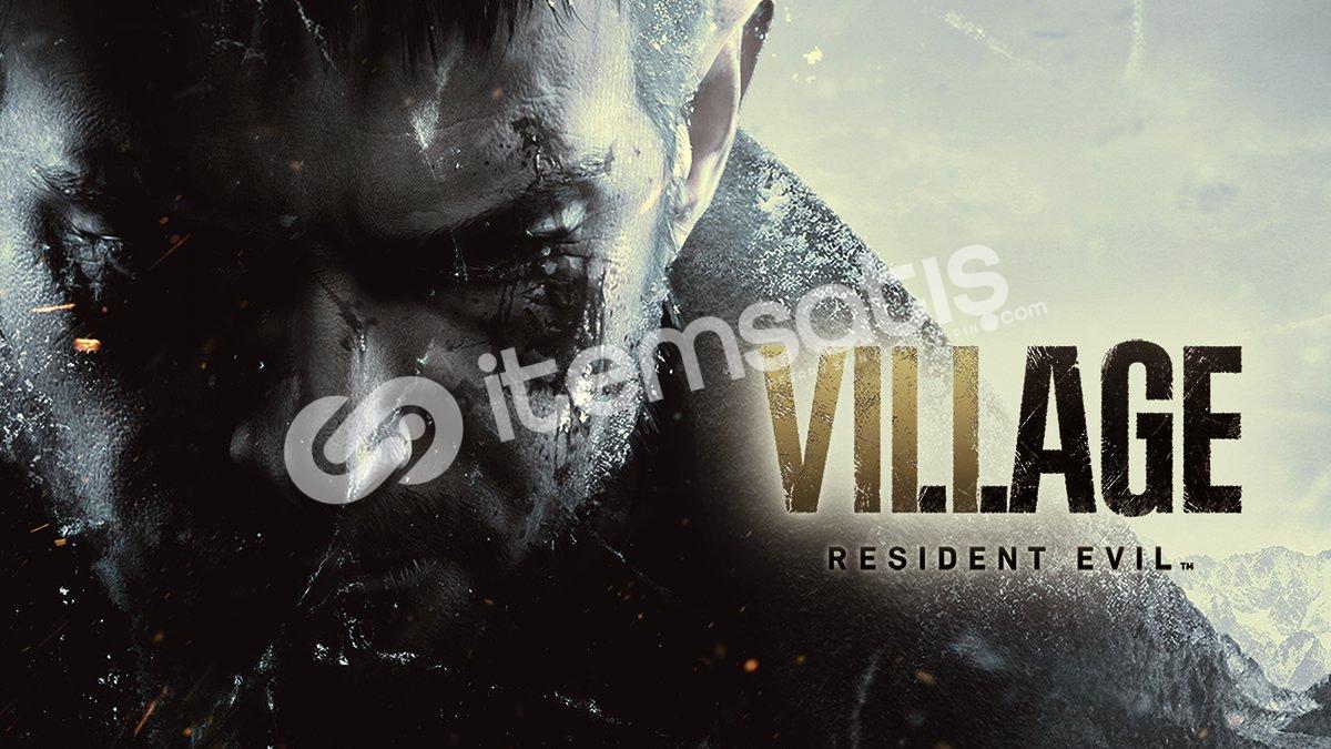 Resident Evil Village + Garanti