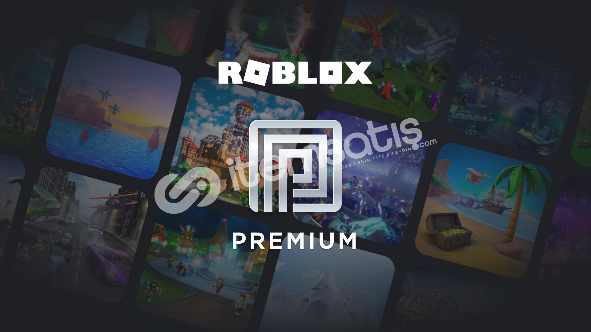 ROBLOX 800 Robux + 80 Robux Hediyemizdir