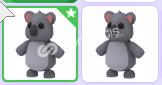 KAMPANYA!! Adopt me x2 Koala (nfrsiz)
