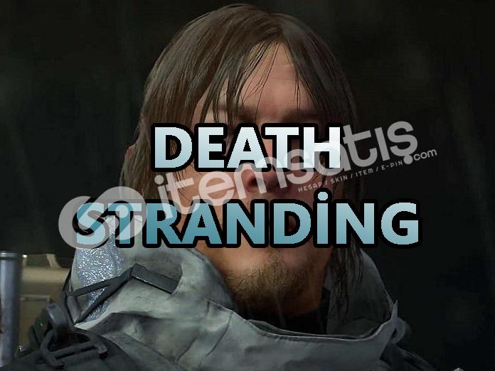 Death Stranding + Garantili
